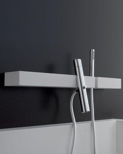 Bathroom Faucets by Treemme _ sanitair Pinterest - Mitigeur Mural Salle De Bain