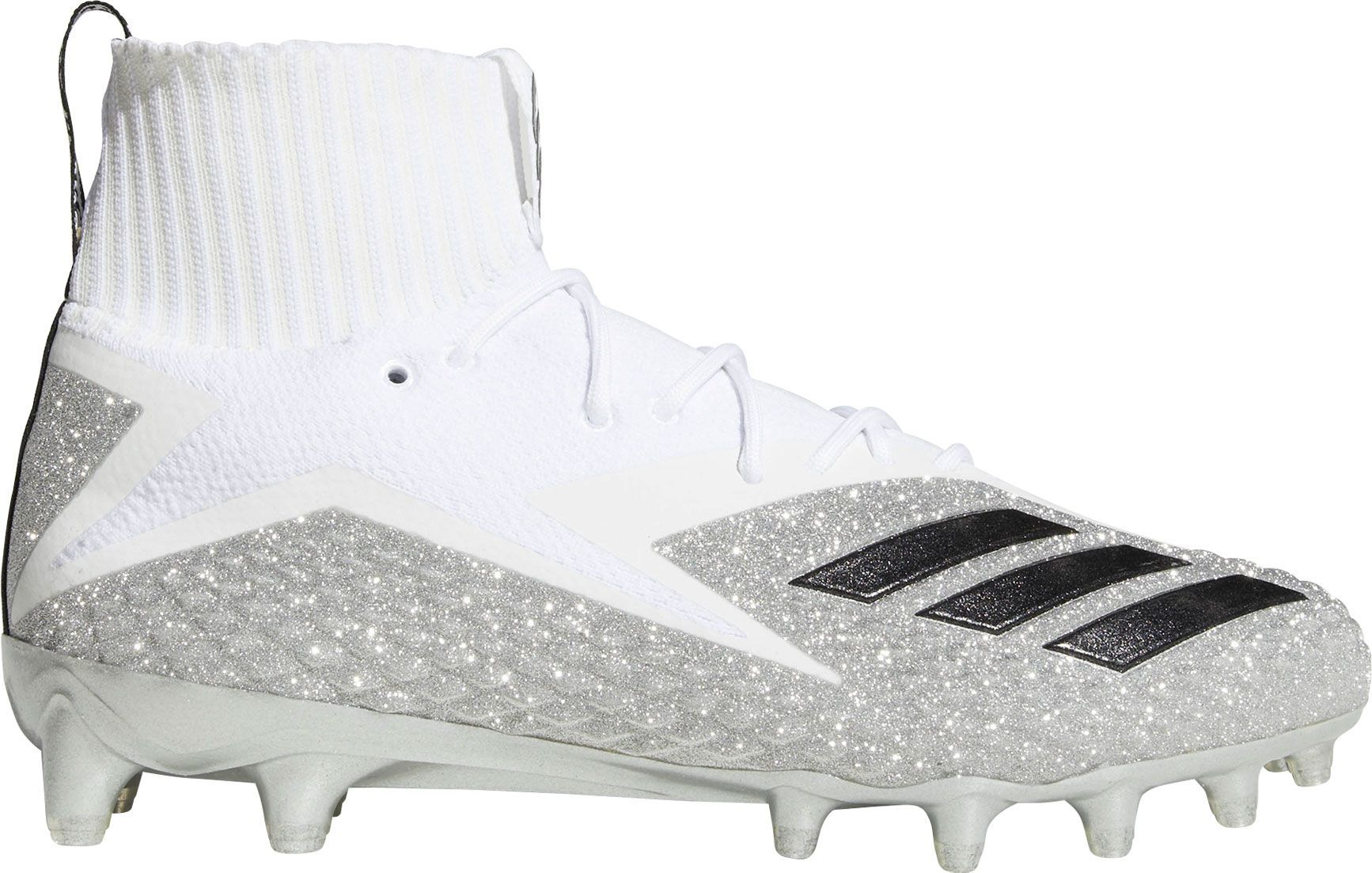 Mens White Adidas Football Cleats Off 50 Www Dolphincenter Com Tr