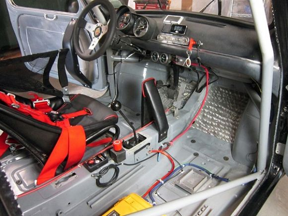 Fiat Abarth Race Car For Sale Interior Rolkooi