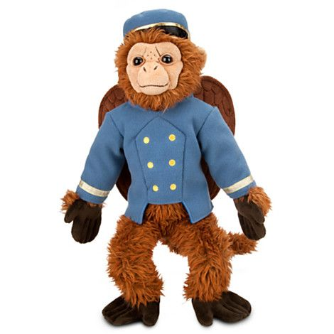 Finley Plush Flying Monkey From Disney S Oz The Great And Powerful