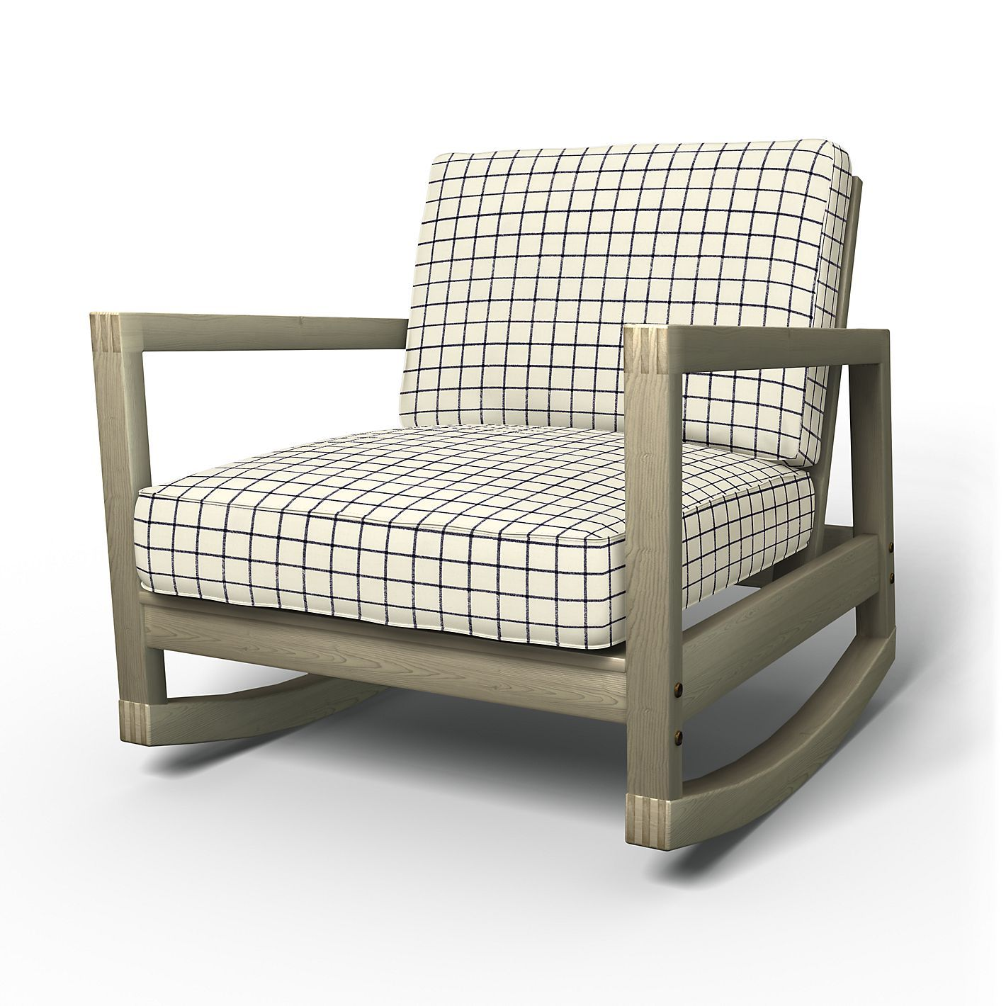 Lillberg, Armchair Covers, Rocking Chair, Regular Fit