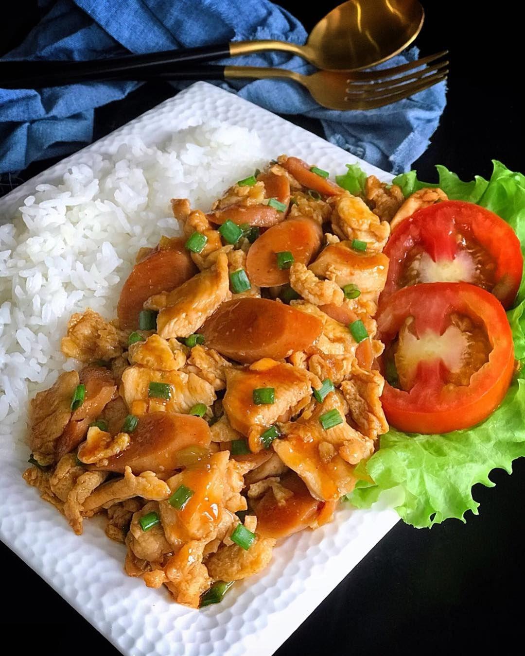 2 546 Likes 50 Comments Lina Gui Linagui Kitchen On Instagram Happy Friday Selamat Pagi Beberapa Hari Lalu Say Di 2020 Resep Masakan Masakan Simpel Masakan