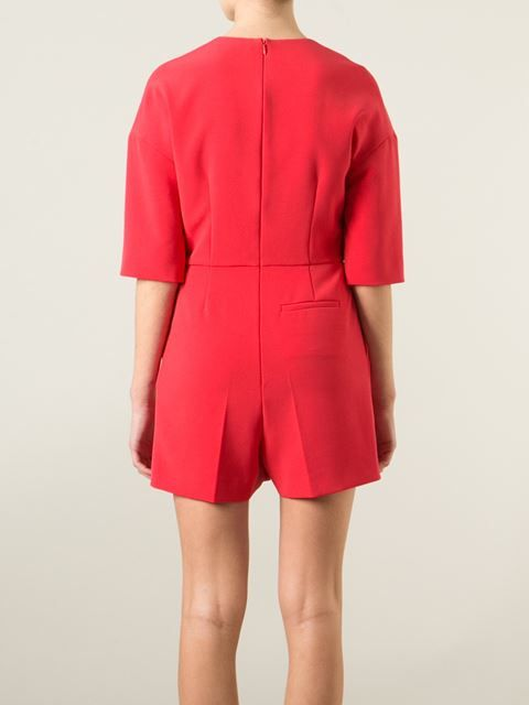 Msgm 'francie' Jumpsuit - Voo Store - Farfetch.com