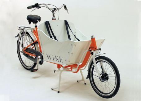 Wike Box Bike - 901534f800 interesting and useful alternative transportation