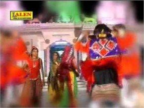 Navratri Song - Saathiya Puravo Dware - Maa Bhawani