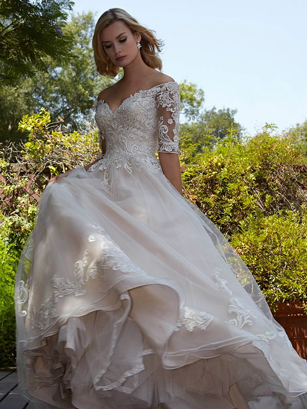Astra Bridal Marys Bridal Gown D8161 New Zealand