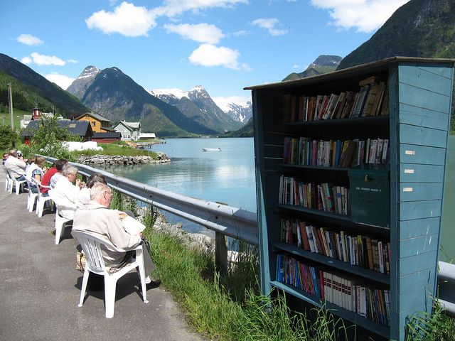 Image result for mundal The Norwegia Booktown