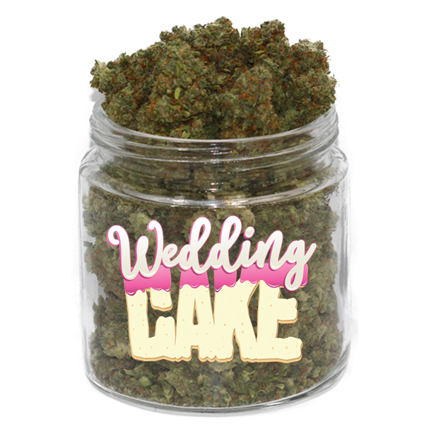 Contrary to its name, Wedding Cake doesn't exactly taste
