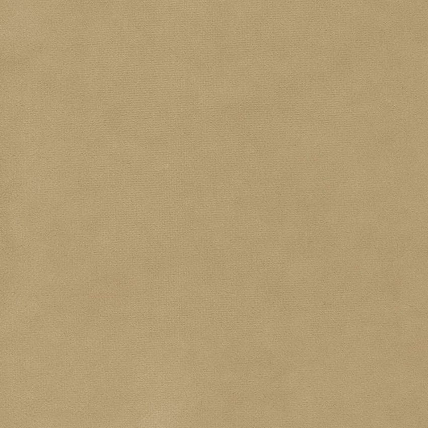 Solid Caramel Brown Microfiber Faux Suede Upholstery Fabric