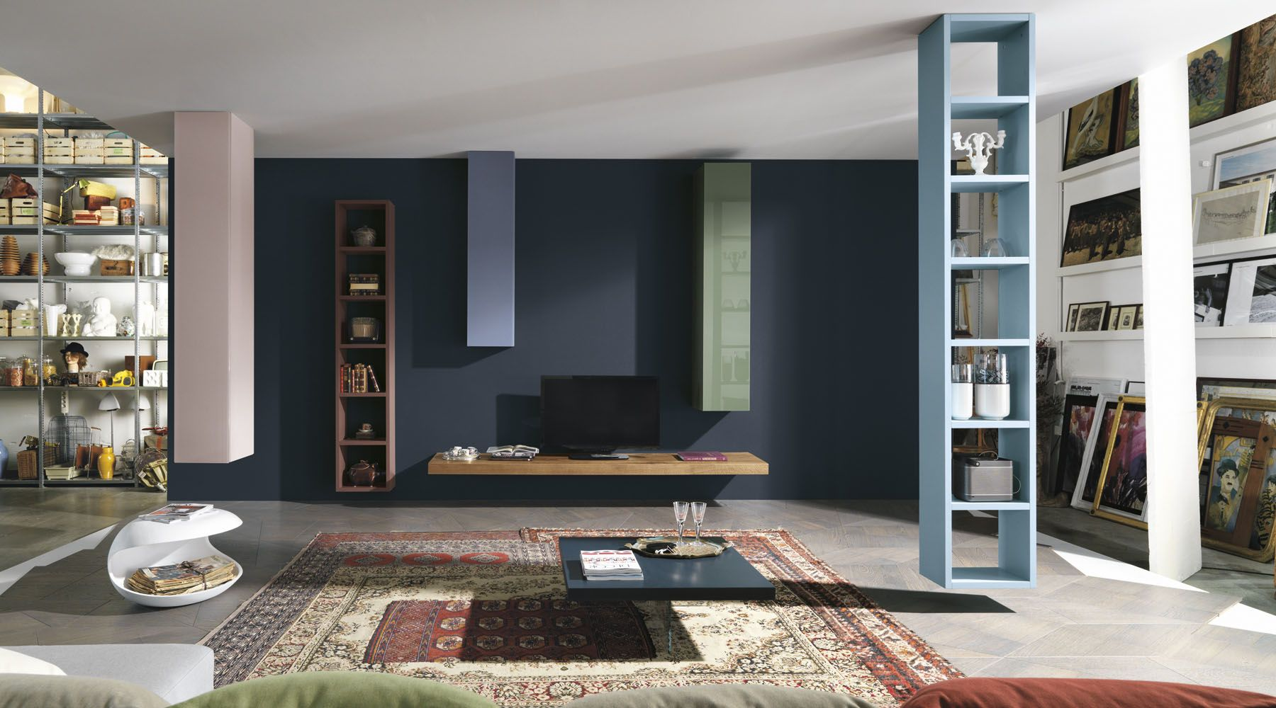 Sistema 36e8 | Living rooms, Room and Bedrooms