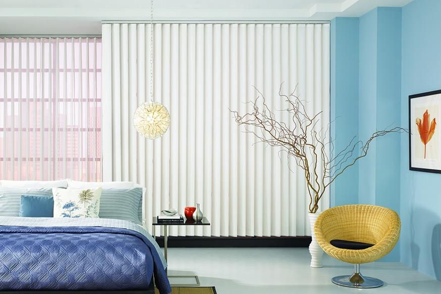 Sheer Vertical Blinds U2013 Beautiful Windows   Lafayette Interior Fashions