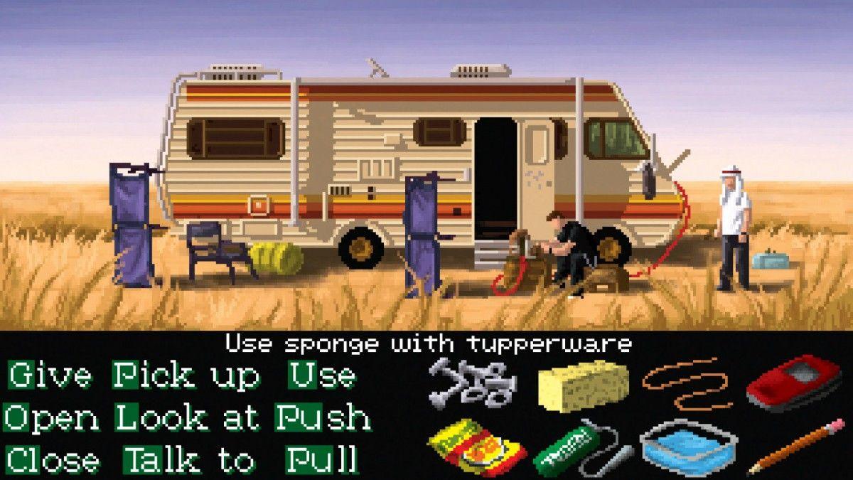 Tv Shows As Point And Click Adventure Games Pixel Art Pixel Art Landscape Adventure