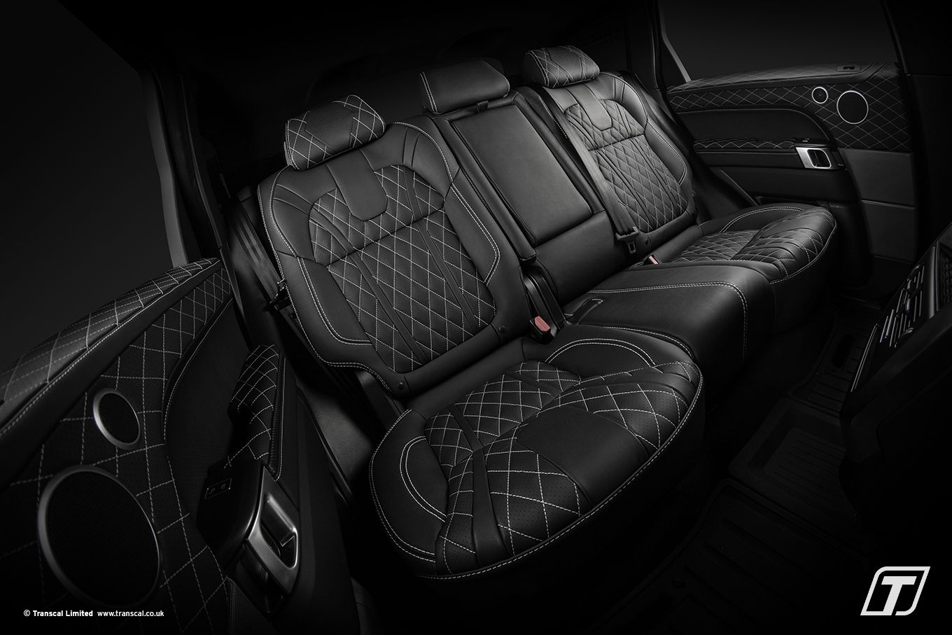 Range Rover Sport Leather Interior Join Us On Www Facebook Com Transcal Automotive Upholstery Bespoke Cars Car Seats