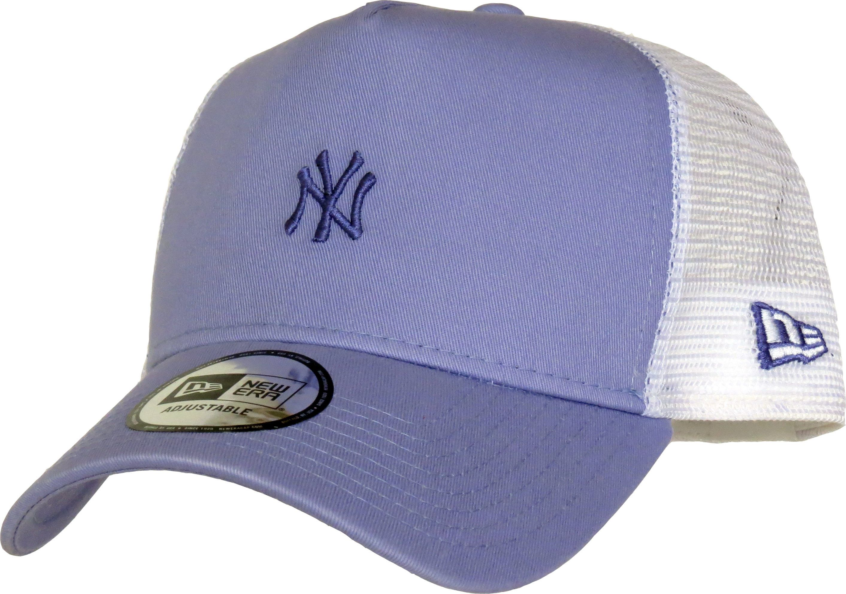 53da4a13d67 ... baseball caps by pumpheadgear. New Era Womens NY Mini Logo Pastel  Trucker Cap. Pastel Purple
