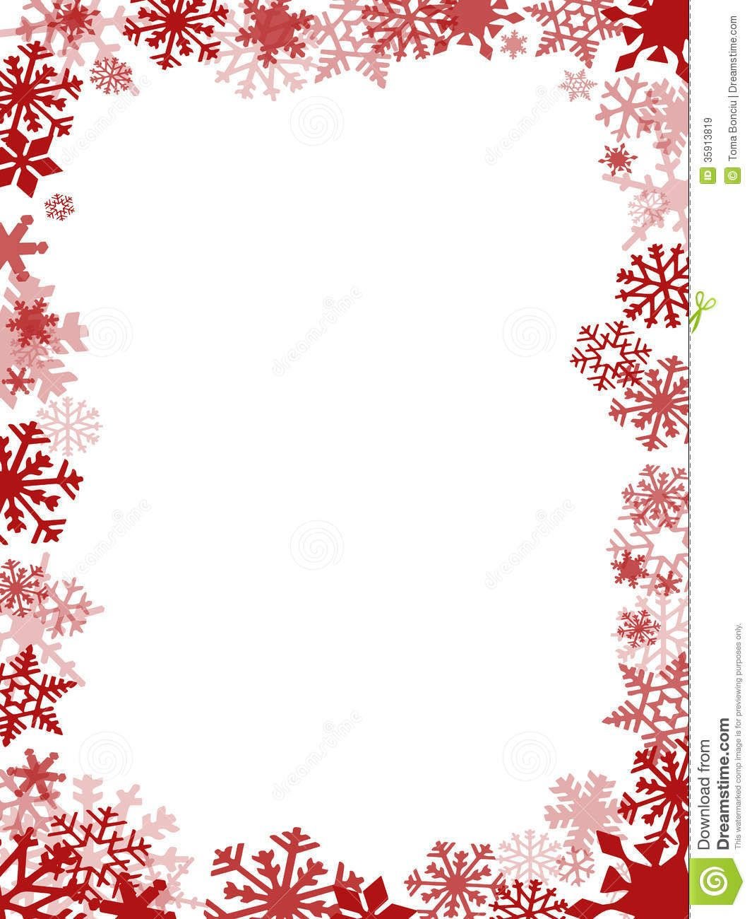 Holiday Border Templates - Bing images | Christmas Craft Ideas ...