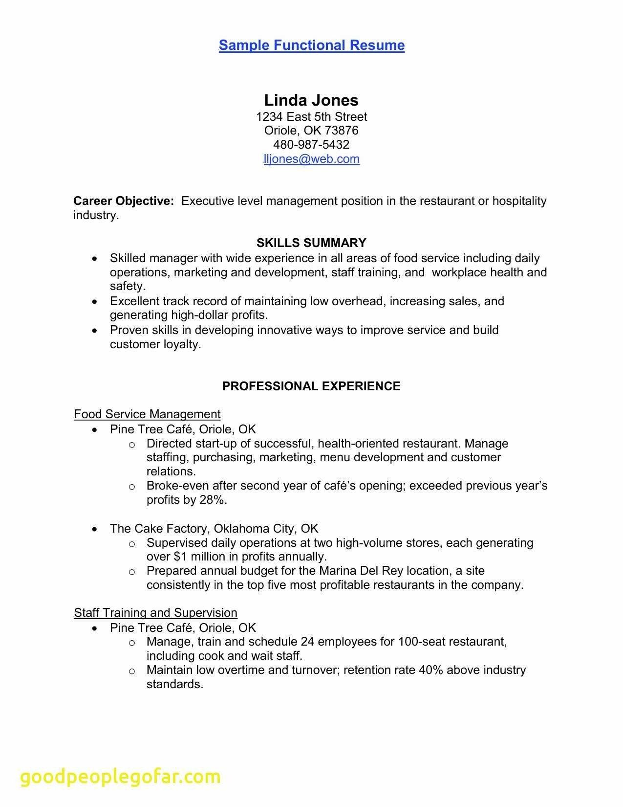77 Cool Photos Of Sample Resume For Customer Service In Restaurant Check More At Https Www Ourpetscrawley Com 77 Coo Resume Examples Functional Resume Resume Sample resume for assembly line workers
