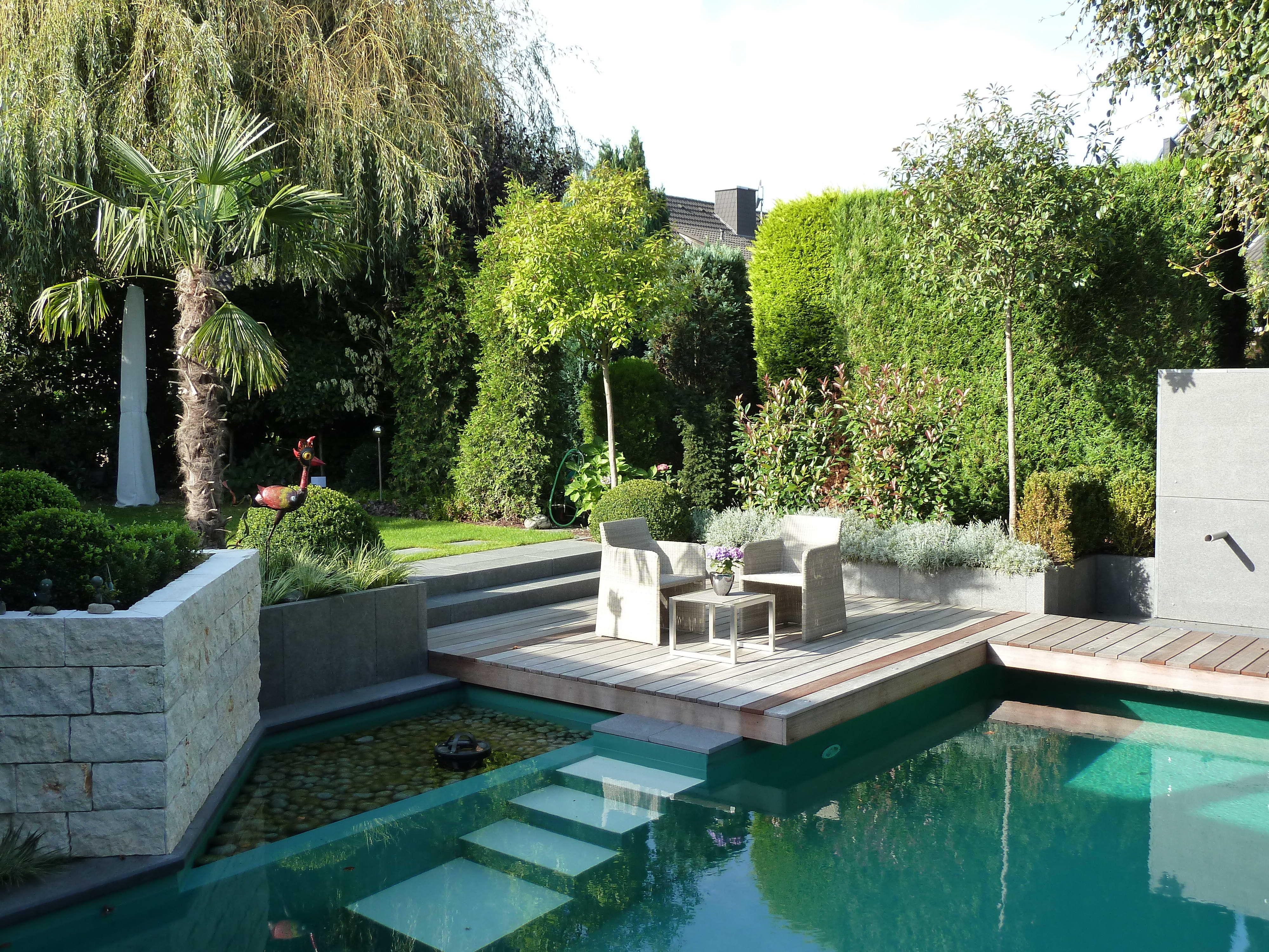 Richter Garten garten mit biopool! www.richter-garten.de | pool paradies