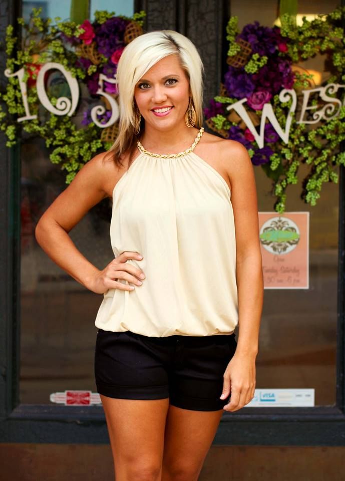 """""""Deedra"""" Top $29.99 