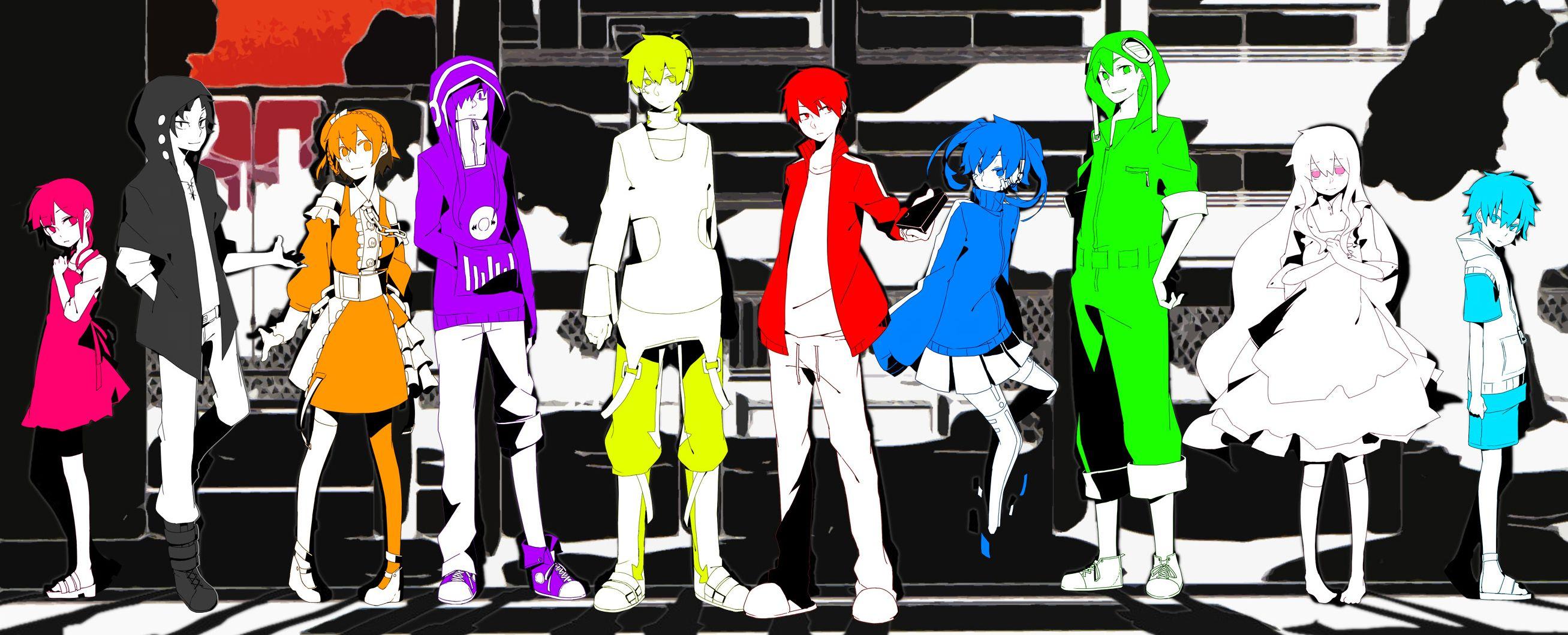 Pin Su Anime Wallpapers Hd