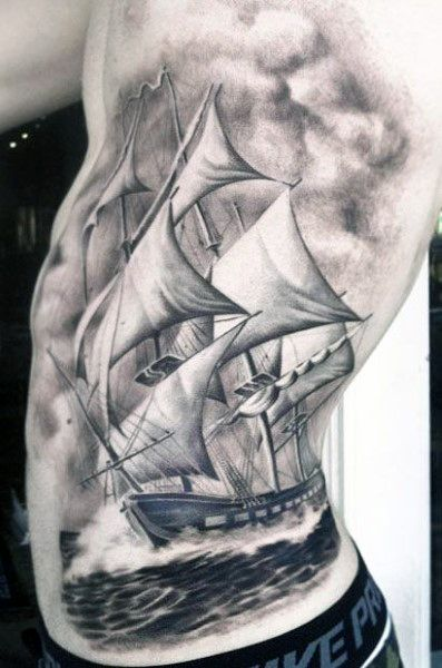 80 cloud tattoos for men divine dwelling designs