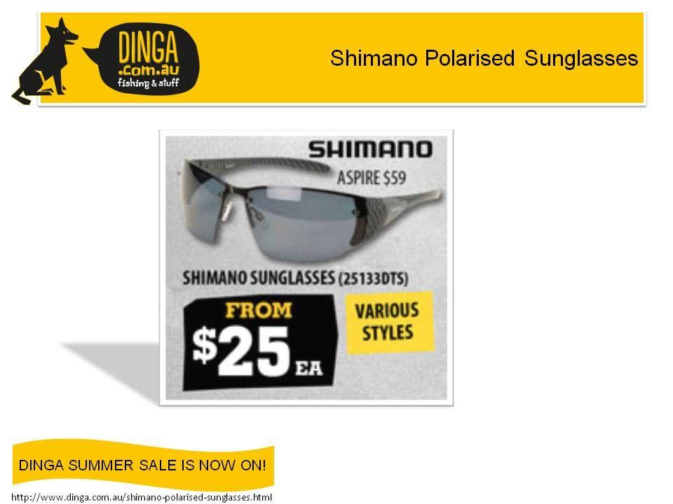 57f3d83ad1 Shimano Polarised Sunglasses