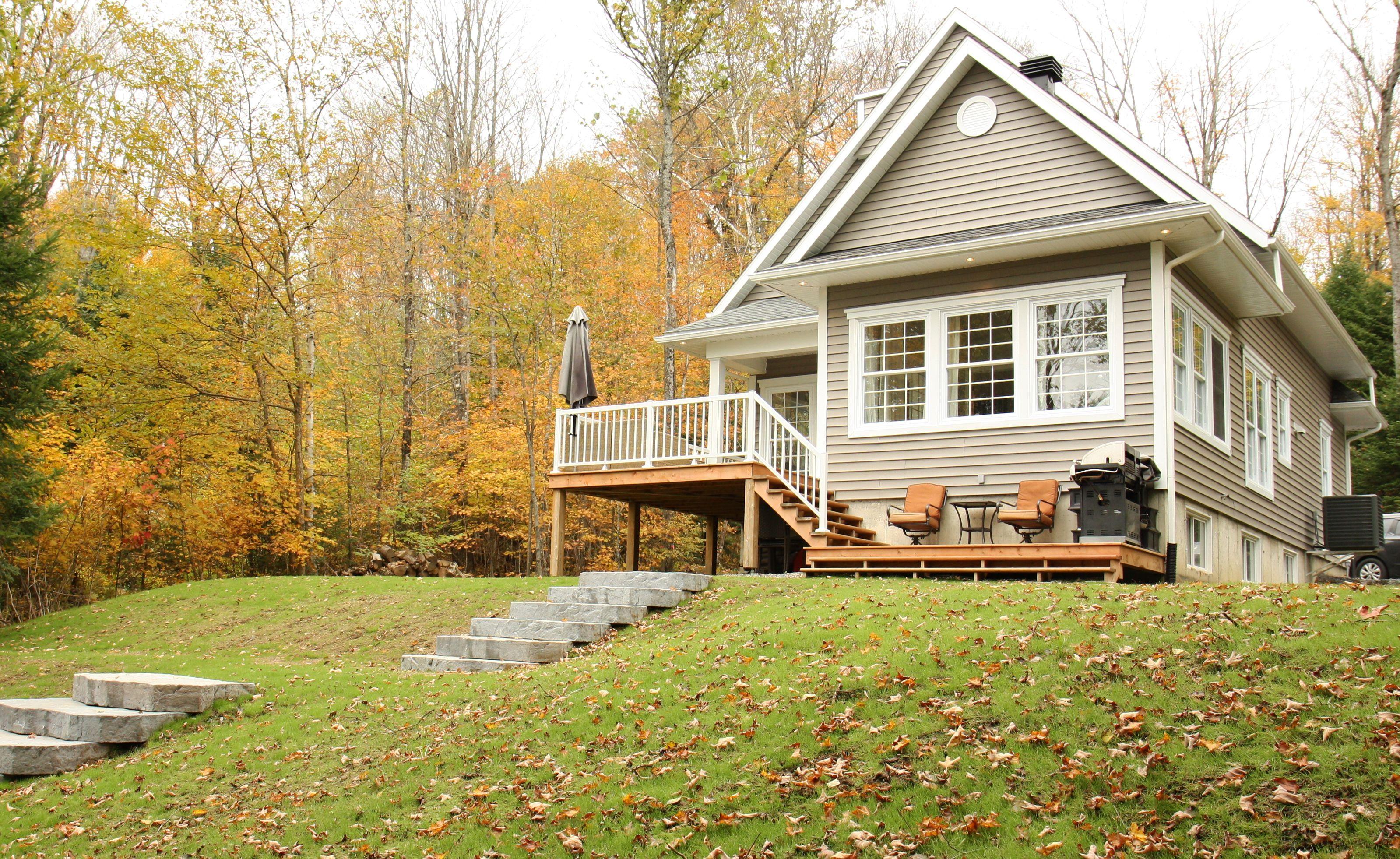 Familyfriendly Lakehouse lakefront property