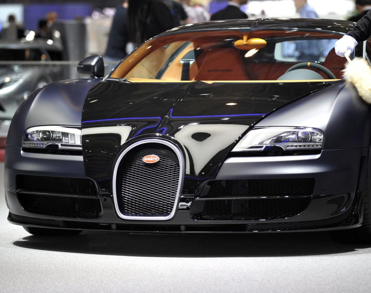 Bugatti Veyron Super Sport 2 4 Million Photos Pay To Play World S Most Expensive Cars