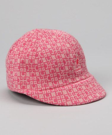 Take a look at this Bubble Gum Space Cap by Kangol on #zulily today!
