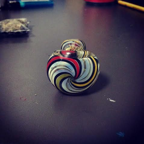 swirl pipe