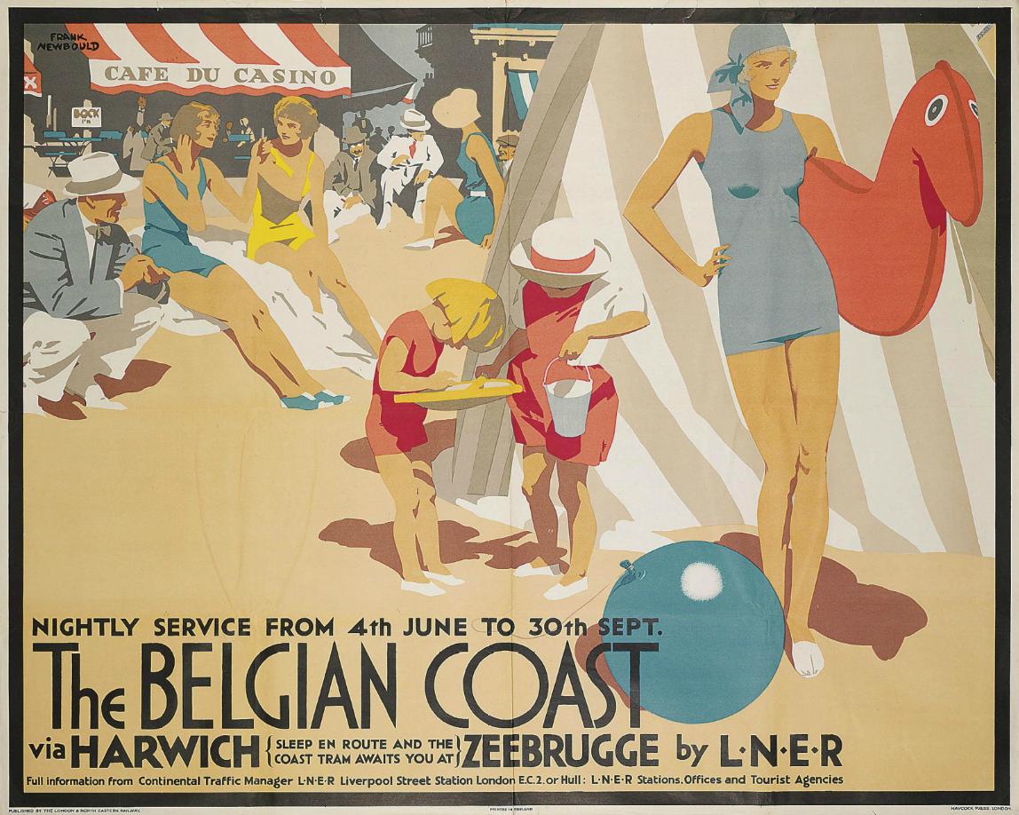 Frank Newbould (1887-1951) 1930 (102 x 127 cm) | Старые ...