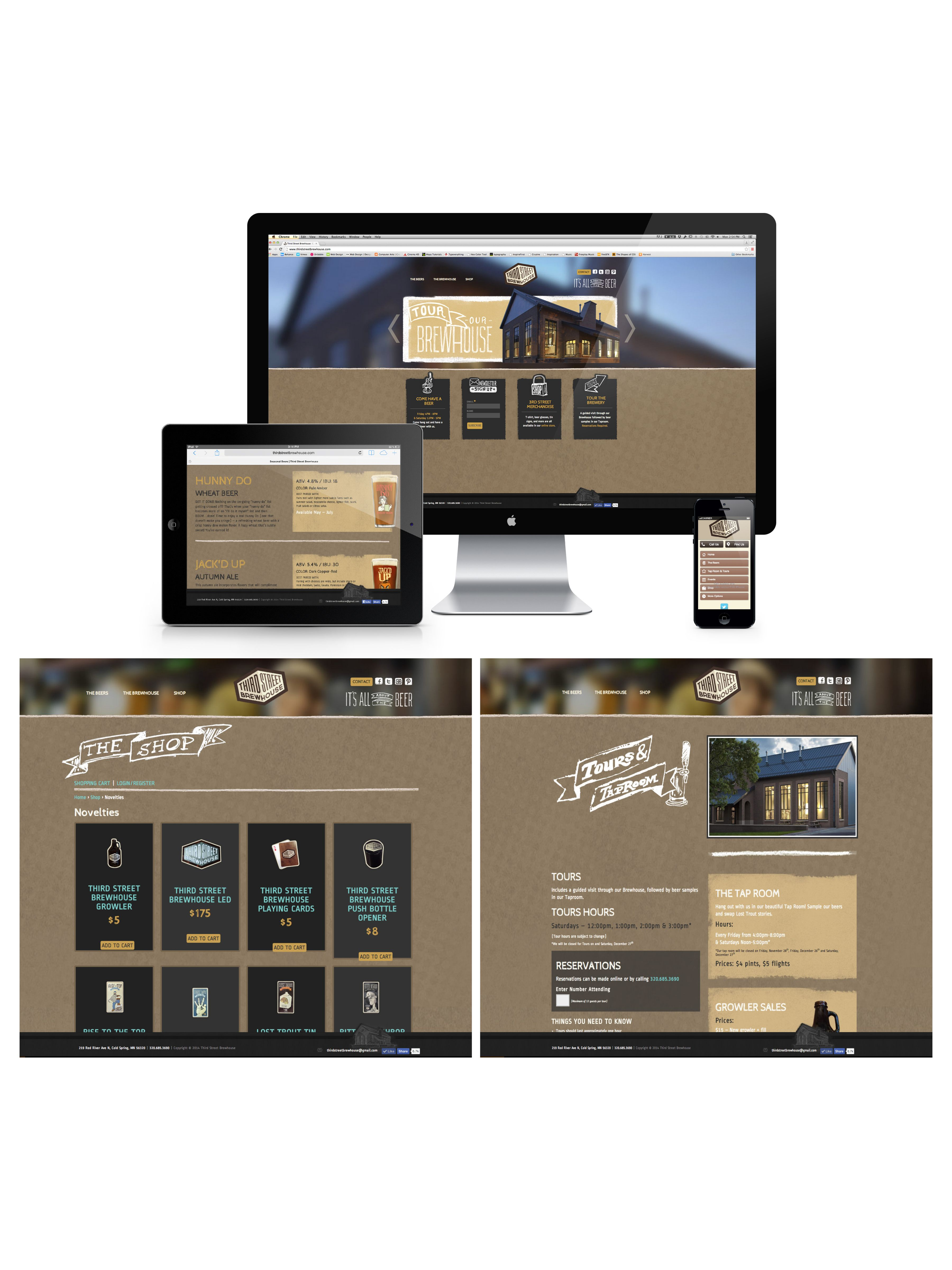 The Projects Behind The Awards Website Design Projects Packaging Design