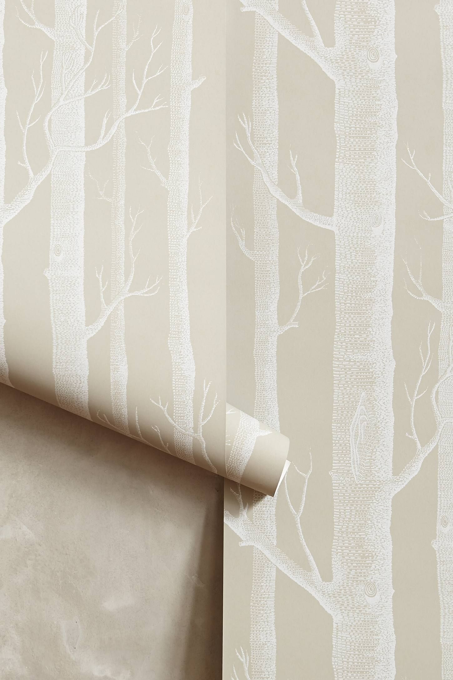 Shop the Woods Wallpaper and more Anthropologie at