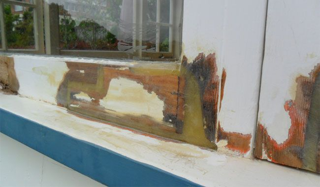 Repair Care For Repairing Rot In Wooden Window Frames Home