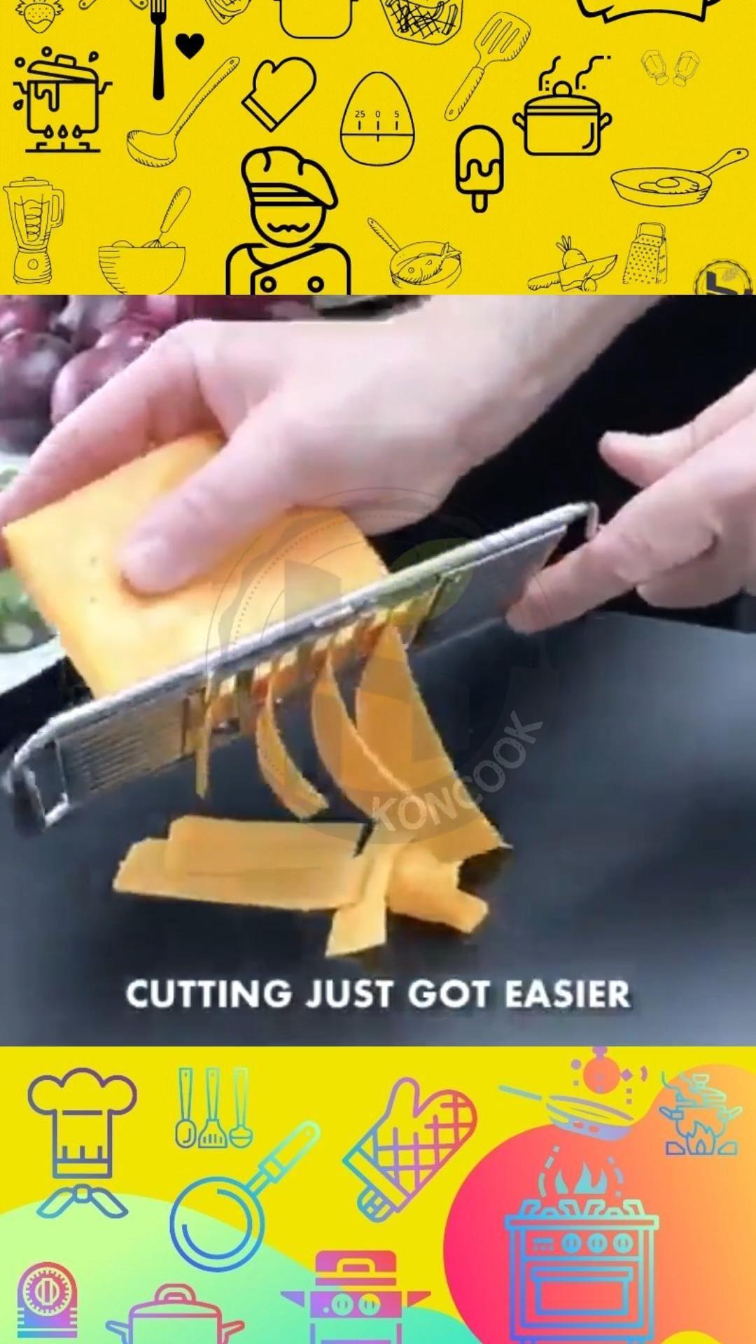 4 En 1 Mandoline Rape Multifonctions Video Aliments Pour Mincir Recettes De Cuisine Ustensile Cuisine