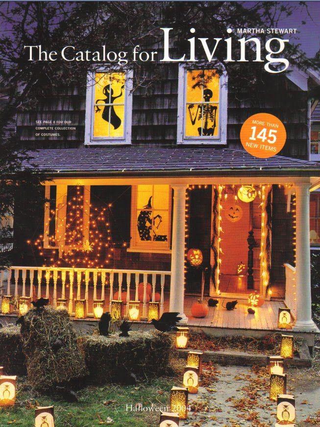 2020 Martha Stewart Halloween Remembering: Martha by Mail (Catalog For Living) | Halloween