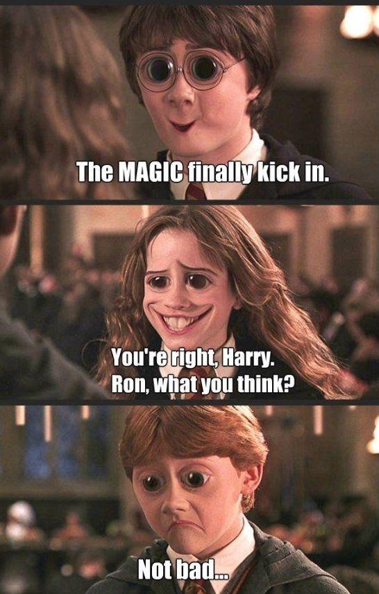 Magic Www Meme Lol Com Harry Potter Memes Harry Potter Jokes Harry Potter Images