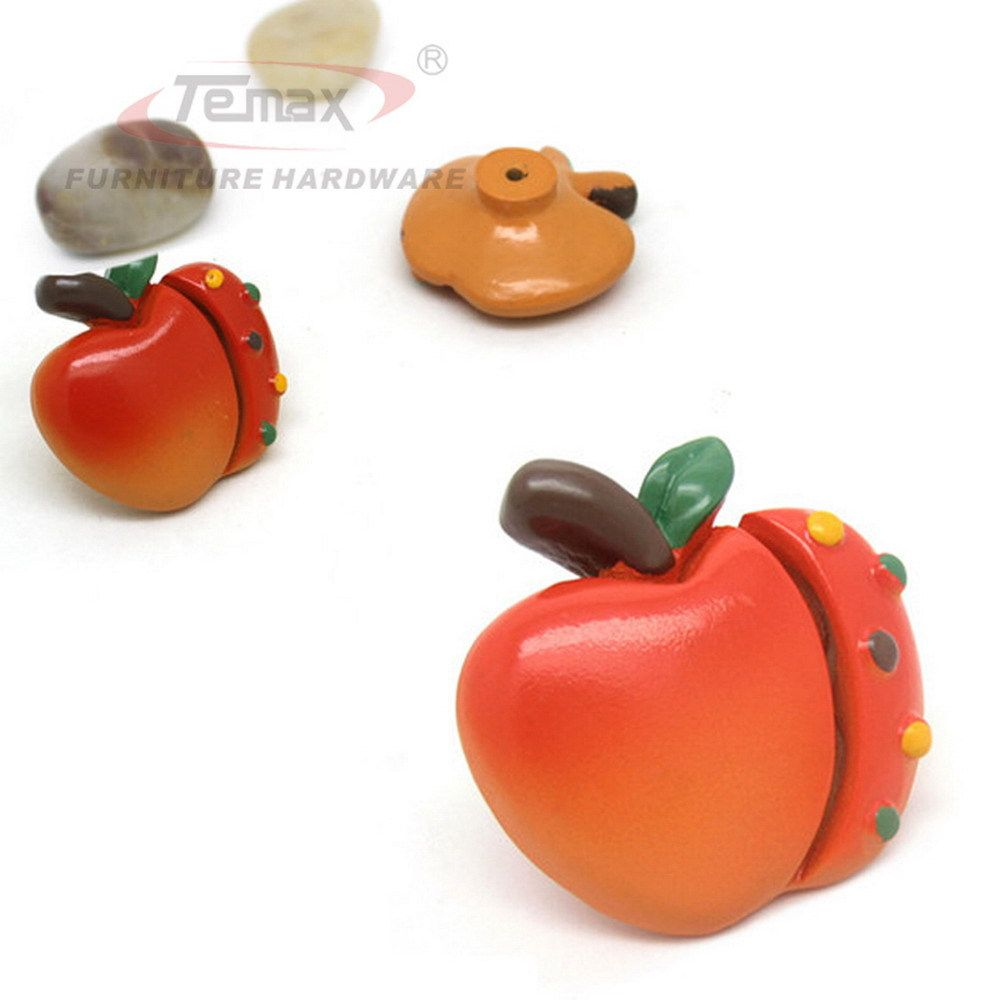 Genial Find More Handles U0026 Knobs Information About 2PCS Cartoon Red Apple Type  Cabinet Gate Dresser Kids