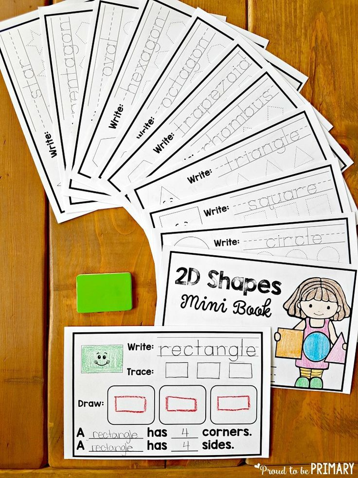 15 Fun, Hands-On Activities for Learning About 2D and 3D ...