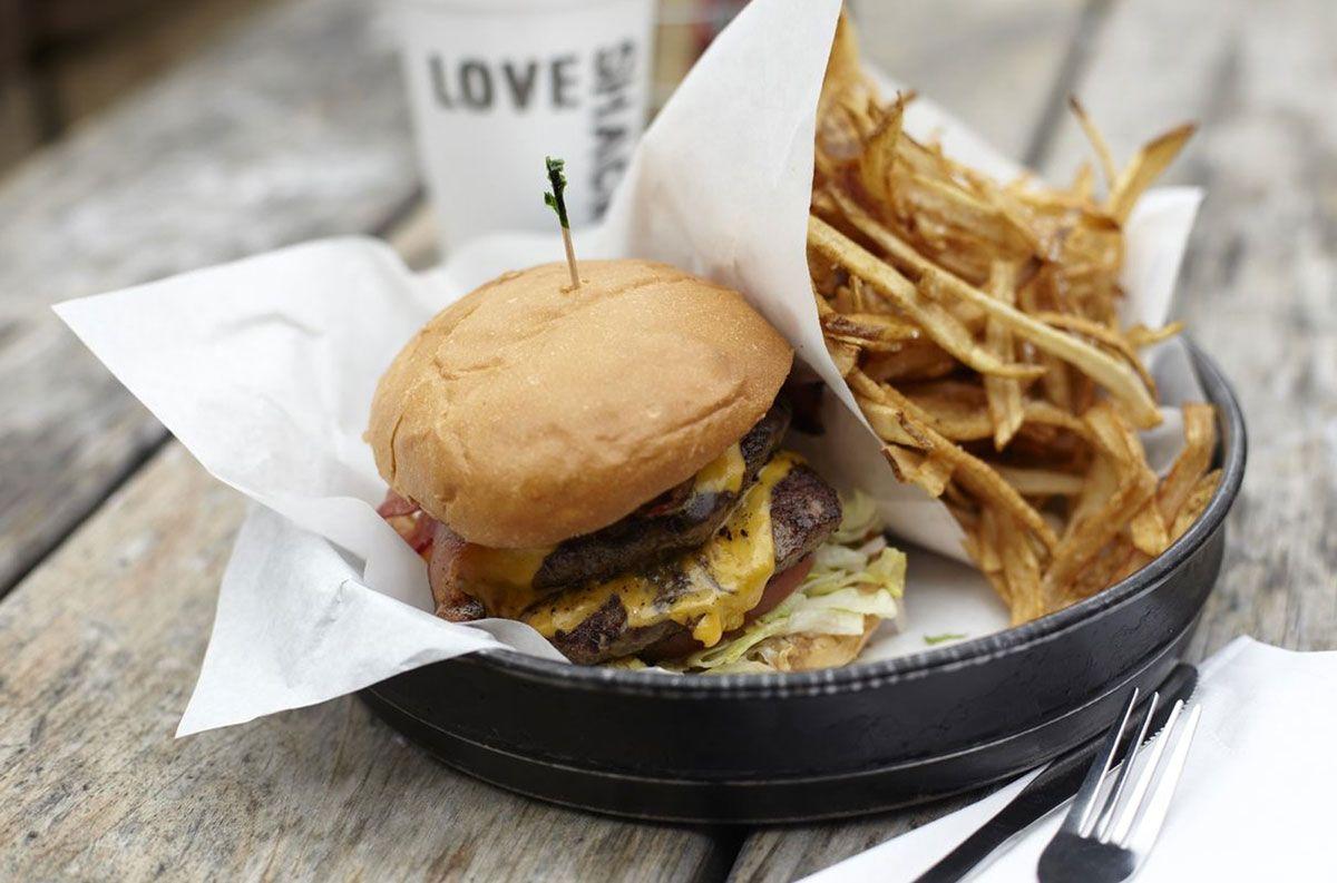 Love Shack Burgers Tim Love Fort Worth Tx My