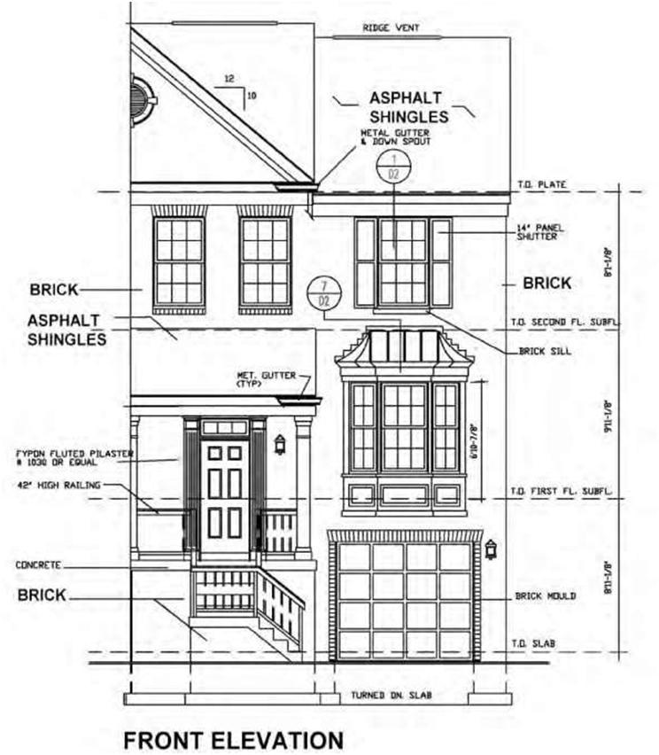Blueprint The Meaning Of Symbols Construction 53 In 2020 Architecture Blueprints Blueprints Building Design