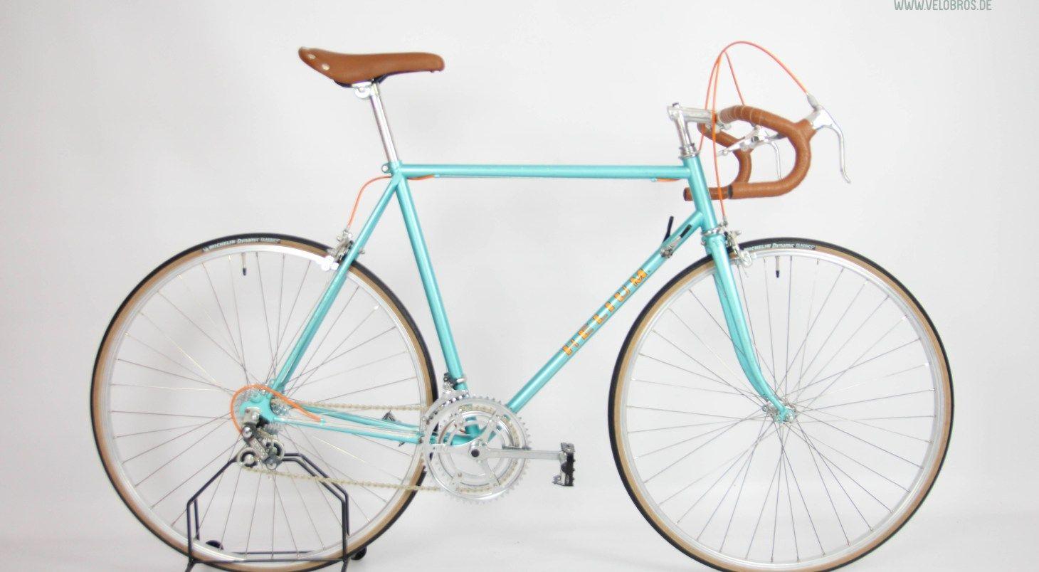 Velo Bros Fahrrader Manufaktur Klassisch Vintage Stahl