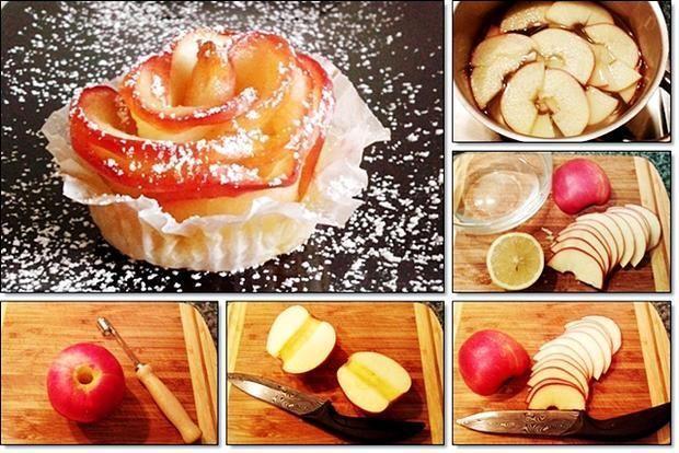 Apfel-Blätterteig-Rose #blätterteigrosenmitapfel Rezept: Apfel-Blätterteig-Rose Bild Nr. 2739 #blätterteigrosenmitapfel Apfel-Blätterteig-Rose #blätterteigrosenmitapfel Rezept: Apfel-Blätterteig-Rose Bild Nr. 2739 #blätterteigrosenmitapfel