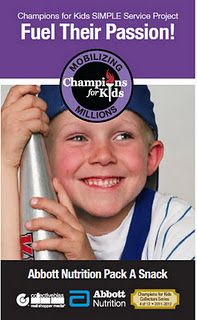Champions for Kids!