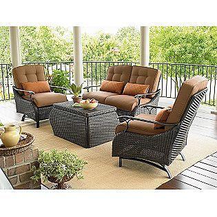 Outdoor Lazy Boy Furniture Set