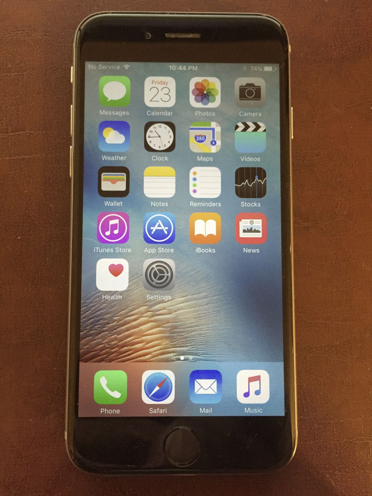 Apple Iphone 6 16gb Space Gray Black At T Smartphone Mg4n2ll A Ebay Apple Iphone 6 Iphone Apple Iphone
