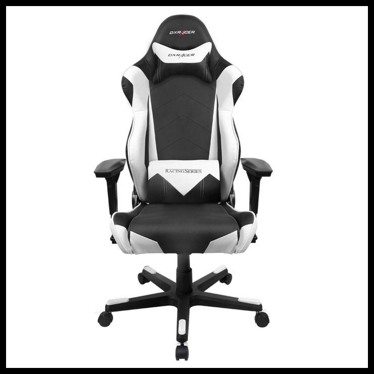 Dxracer rf0nw desk chair sports computer chair furniture