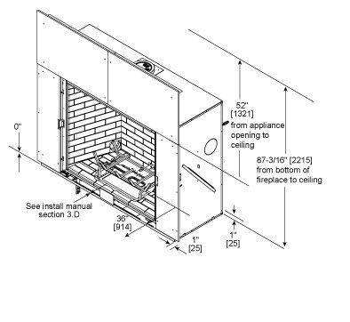 Heatilator Heirloom Series Gas Fireplace Expensive But The