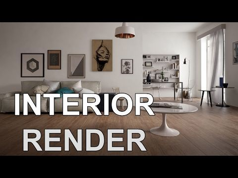 In this video process of how I render my interiors in 3ds