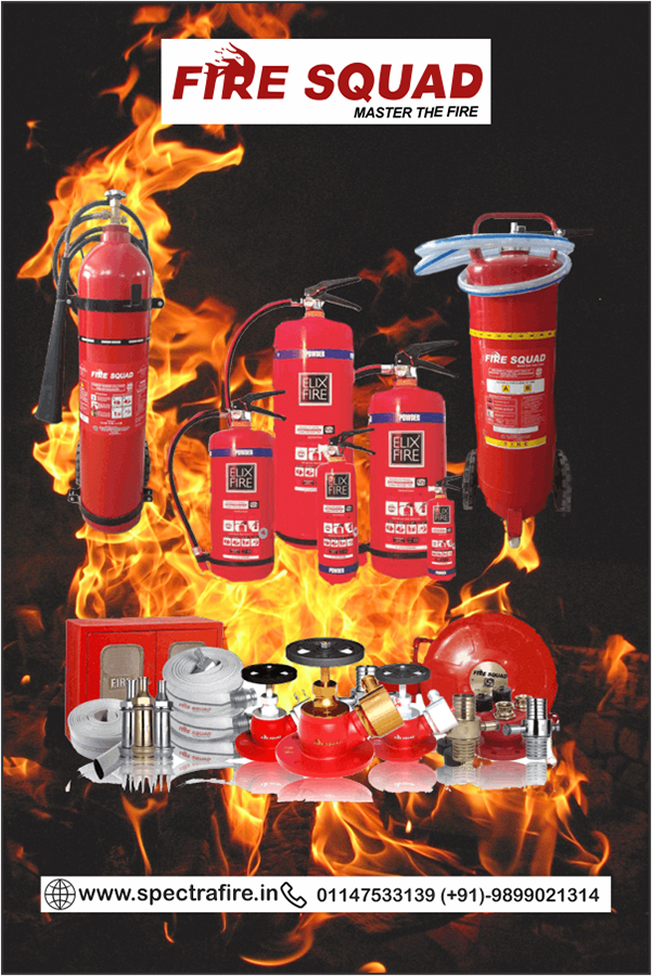 Fire Safety & Fire Protection Equipment Spectra Fire is