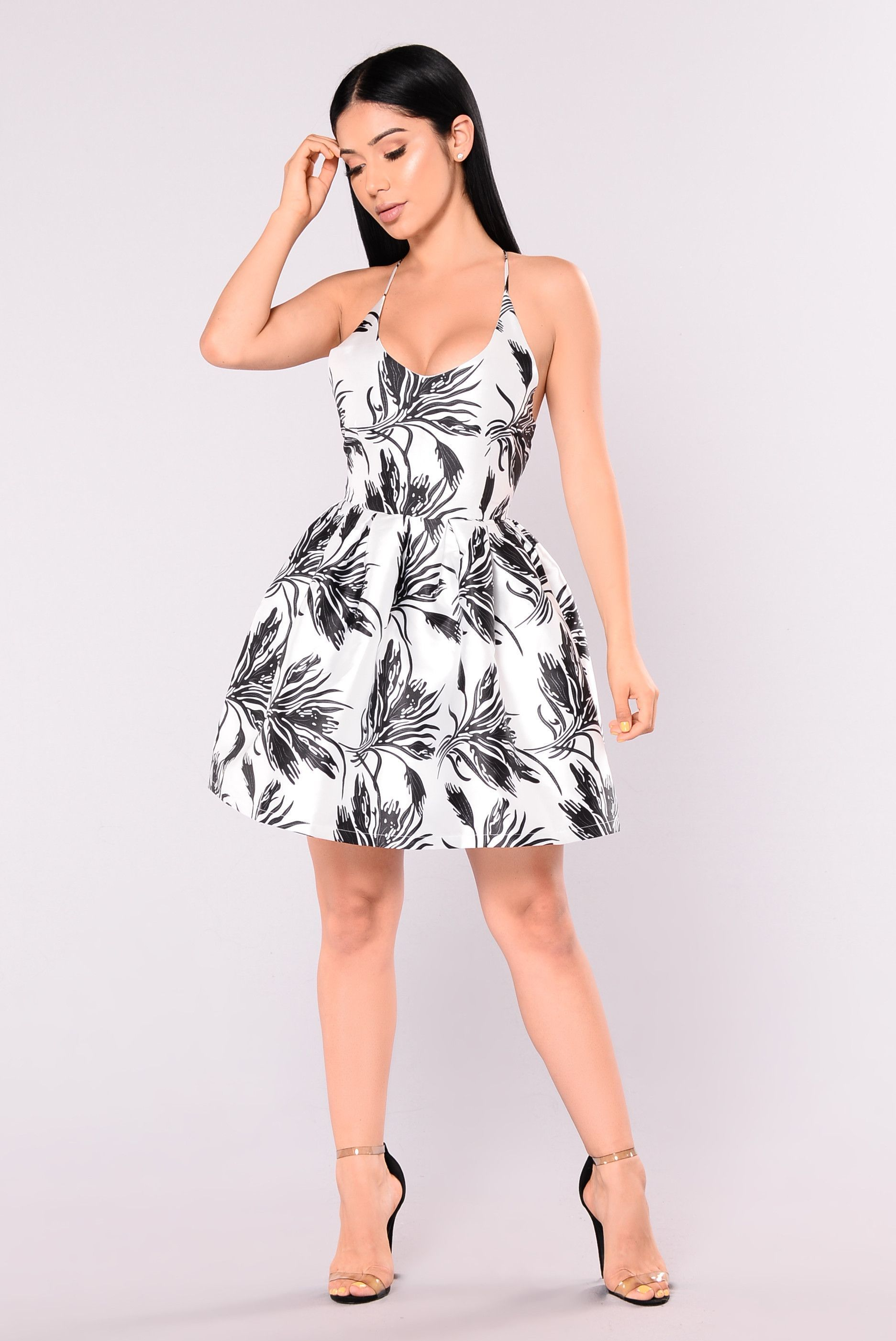Summer Party Dress Black White Summer Party Dress White Summer Outfits Short Dresses Casual